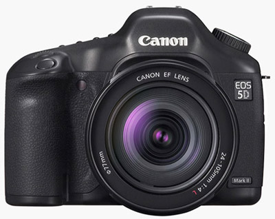 Canon 5d mark II... now hacked!