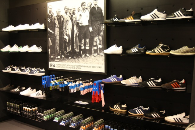shopping for adidas shoes