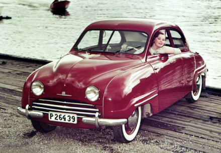 Classic-Saab