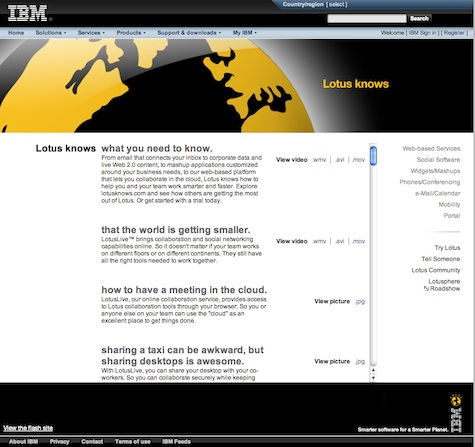 ibm-lotus-knows
