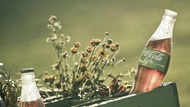 Coca-Cola Life: the start of a new life?