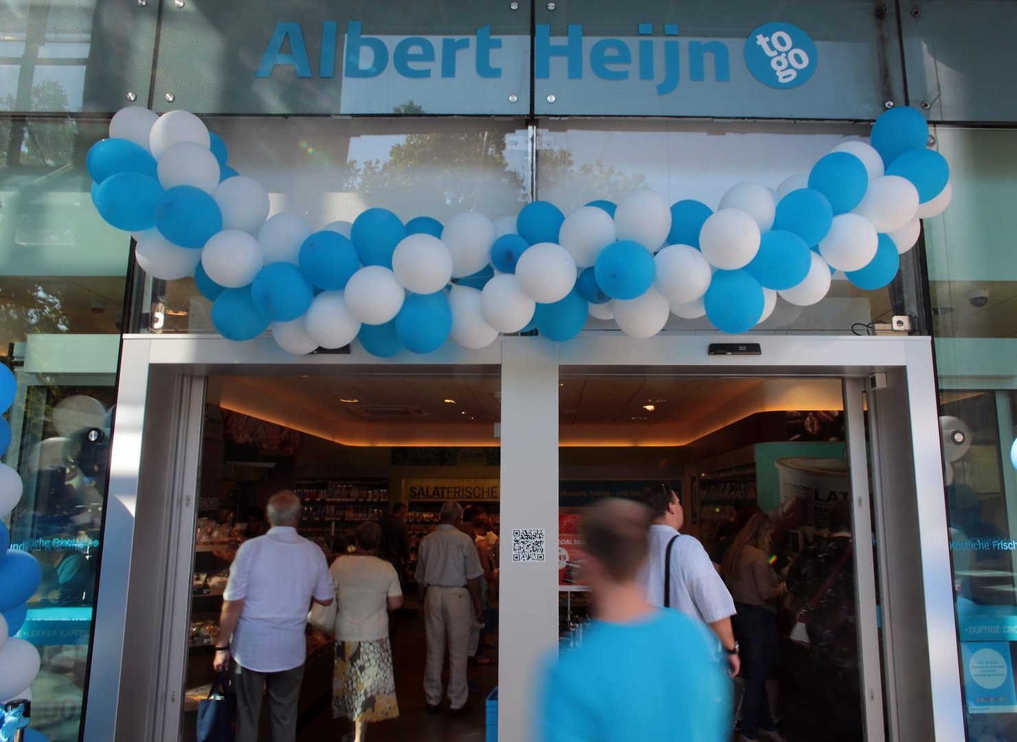 Dutch supermarket brand Albert Heijn leaves the German market