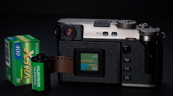 Be careful when leaving the brand core – case Fujifilm