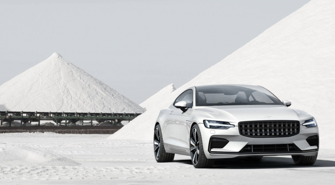 Volvo Corporation attacks electric with the Polestar brand